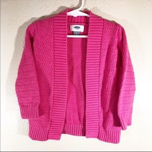 🌟3 for $15🌟 Old Navy Pink Knitted Sweater